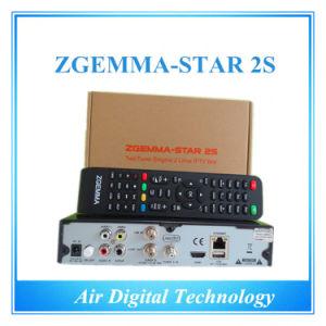 Best Twin Tuner Satellite Receiver Zgemma-Star 2s with Enigma2 pictures & photos