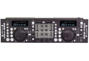 Professional USB/SD/MP3 Player Plus Mixer (UDJ-300)