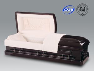 Luxes American Mahogany Casket Funeral Supplier