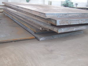 Hot Rolled Steel Plates pictures & photos