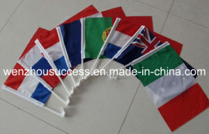 Professional Supplier Car Flag pictures & photos