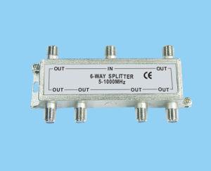 6-Way Splitter (BST-D613)