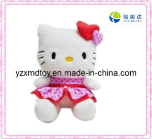 Plush Ang Stuffed Hello Kitty (XMD-F001) pictures & photos
