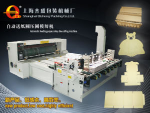 ZYM 1400*2600mm Paper Feeder Printing and Die Cutting Machine pictures & photos