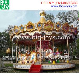 Amusement Park Carousel Rides, Luxury Carousel Rides for Sale (BJ-CR05) pictures & photos