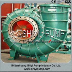 Horizontal Heavy Duty Centrifugal Concentrator Process Fgd Slurry Pump pictures & photos