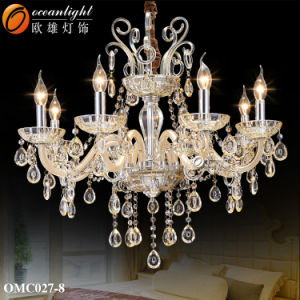 Traditional Glass Pendant Light in Living Room (88022-5) pictures & photos