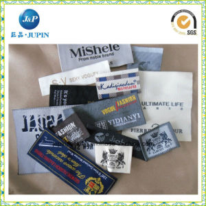Top Best Custom Size Clothing Woven Label (JP-CL054) pictures & photos