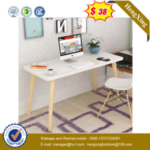 China Factory Price Office Furniture Wooden Computer Table Desk (UL-MFC355) pictures & photos