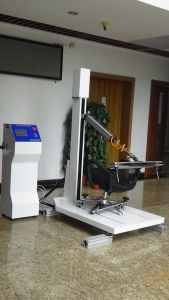 BIFMA X5.1 Chair Backrest Tilt Mechanism Test Machine pictures & photos
