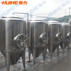 Stainless Cone Shape Beer Fementation Tank pictures & photos