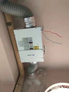 Air Conditioning Fresh Air Ventilation System with Heat Recovery Exchanger pictures & photos