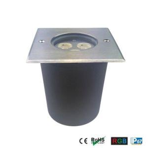 3W/9W LED Garden Floor Light, Deck Light, LED Ground Light pictures & photos