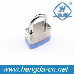 Yh1263 Waterproof Bottom Combination Padlock with Plastic Cover pictures & photos