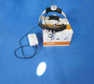 High Power Liquid Crystal Medical Examination Headlight pictures & photos