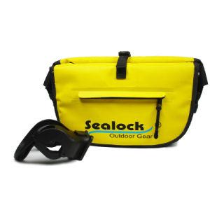New Design Folding Waterproof Bicycle Bag Handlebar Bag pictures & photos