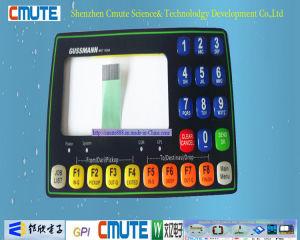 Epoxy Key Silk Screen Print Membrane Keypad pictures & photos