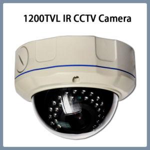 1200tvl IR Vandalproof IR CCTV Dome Security Camera (D14) pictures & photos