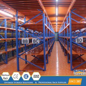 Q235 Steel Medium Duty Warehouse Storage Shelving Manufacturer pictures & photos