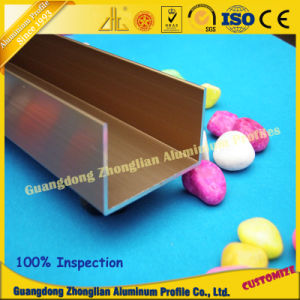 Multipurpose Listello Trim Aluminum Extrusion for Furniture Use pictures & photos