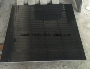 Black Granite Floor Wall Decoration Shanxi Black Granite Tile/Slab pictures & photos