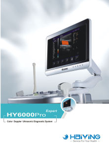 Color Doppler Ultrasonic Diagnostic System pictures & photos