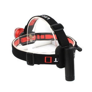 Fisheye Deisgn CREE Xm-L T6 Brightest LED Headlamp (POPPAS- T85) pictures & photos