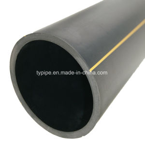 110mm SDR11 Gas HDPE Pipe pictures & photos