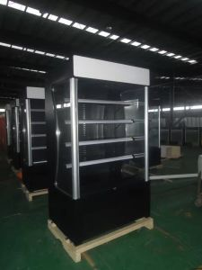Competitive Supermarket Open Chiller Made in China pictures & photos