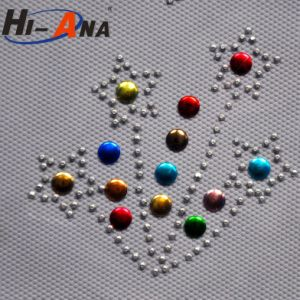 Your One-Stop Supplier Various Colors Hotfix Rhinestone Transfer pictures & photos