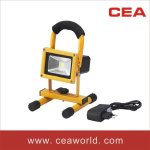 10W Rechargeable LED Flood Light with CE&RoHS pictures & photos