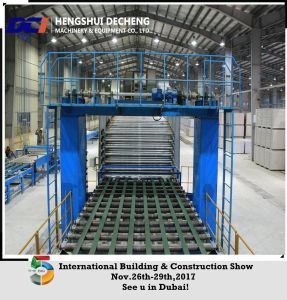 Gypsum Board Production Line with Capacity of 10million Sqm/Year pictures & photos