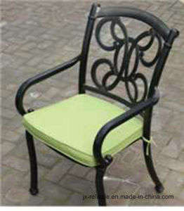 New Cast Aluminum Stationary Chair Furniture for Garden pictures & photos