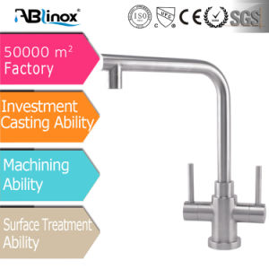 Stainless Steel Water Filter Faucet pictures & photos
