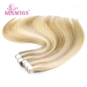 Tape Hair Virgin Human Hair Brazilian Remy Hair Extension pictures & photos