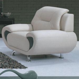 1+2+3 Modern Dubai Genuine Leather Sofa (C08) pictures & photos