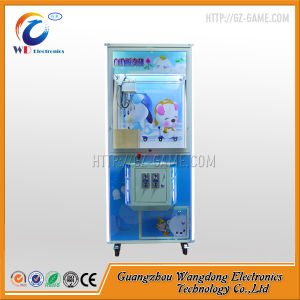 Toy Crane Claw Vending Game Machine (WD-F007) pictures & photos