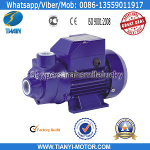 China Manufacture Qb Water Clean Pump pictures & photos
