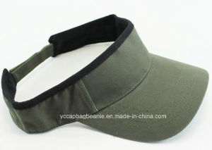 Wholesale Cheap Sun Visor with Embroidery Logo Sun Visor Hats and Caps pictures & photos