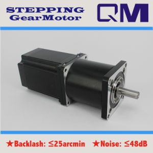 NEMA23 L=77mm Stepper Motor with Gearbox Ratio 1: 50