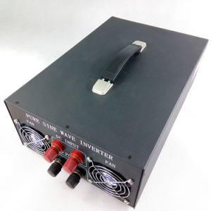 3000W High Frequency Pure Sine Wave Inverter pictures & photos