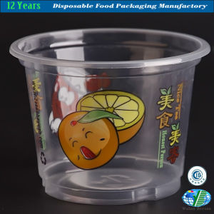 Disposable Paper Bowl for Ice Cream or Salad pictures & photos