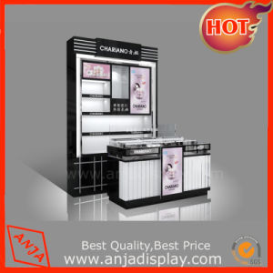 Wooden Display Stand for Cosmetic Stores pictures & photos