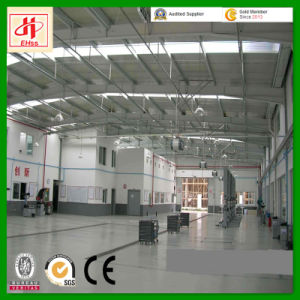 Large Span High Quality Steel Metal Warehouse with Office pictures & photos