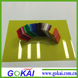 2-100mm Tinted Acrylic Sheets pictures & photos