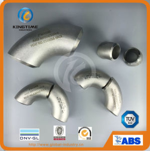 Stainless Steel 304/316 Elbow Butt Weld Pipe Fittings (KT0353) pictures & photos