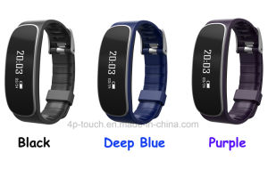 Fashionable Bluetooth Smart Bracelet with Heart Rate Monitor (H29) pictures & photos