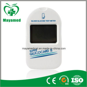 My-G025 Portable Glucometer/ Blood Glucose Meter with Cheapest Price pictures & photos