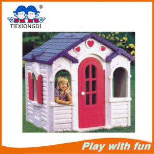 Factory Price Excellent Quality Kids Garden Play Equipment--Kids House pictures & photos