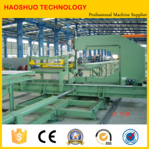 Roof & Wall PU Sandwich Panel Production Line pictures & photos